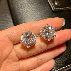 Jewelry - Giant Crystal Studs